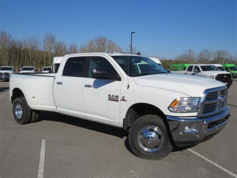 New 2017 RAM 3500 Big Horn