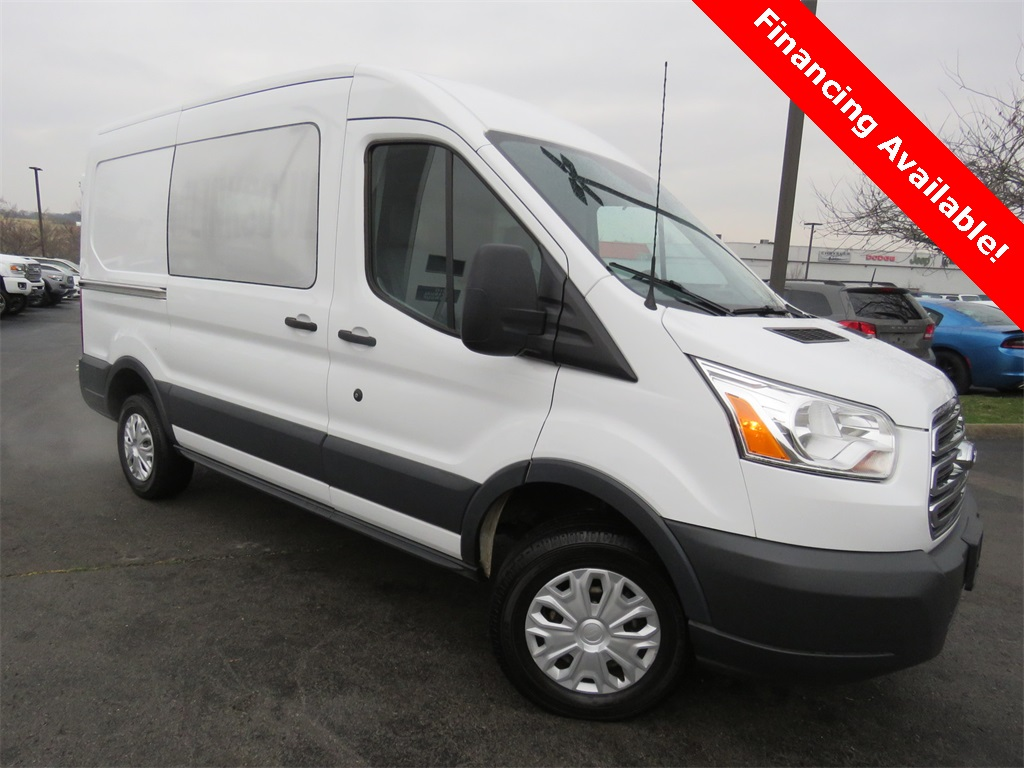 Pre-Owned 2015 Ford Transit-250 Base