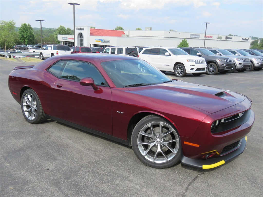 2019 Dodge Challenger >> New 2019 Dodge Challenger R T