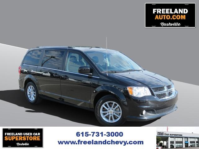 Pre Owned 2019 Dodge Grand Caravan Sxt 4d Passenger Van In Antioch P2849 Freeland Chrysler Dodge Jeep Ram