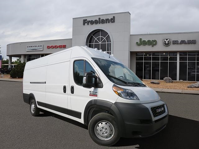 New 2019 RAM ProMaster High Roof