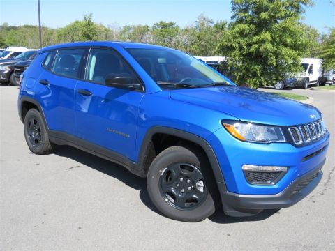 New 2020 JEEP Compass Sport
